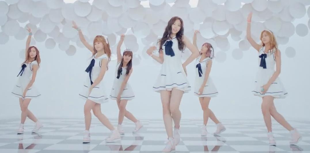 A Pink (에이핑크) – NoNoNo -Dance Ver MV