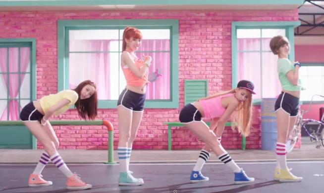 BESTie (베스티) – Pitapat (두근두근) Music Video