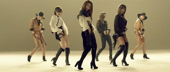 Kpop New Release Brown Eyed Girls (브라운아이드걸스) – KILL BILL (킬빌) Music Video (movie version)